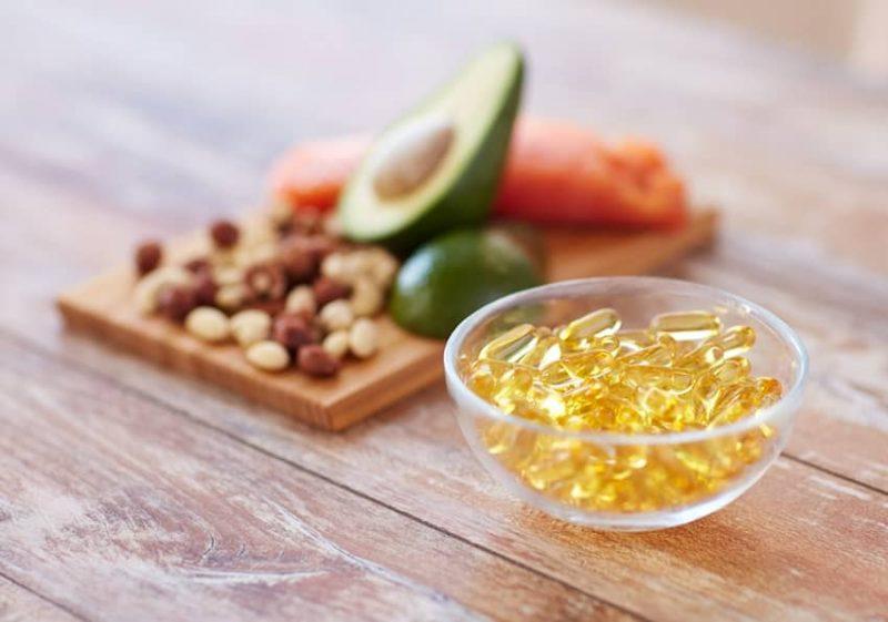 Здоровое питание и рыбий жир