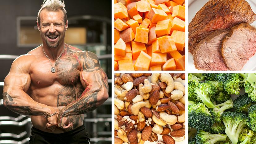 Спорт Диета На Массу. Питание для набора мышечной массы: учимся составлять рацион.