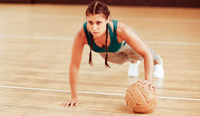 Тренировка для жиросжигания