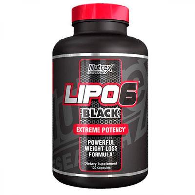 Жиросжигатель Lipo-6