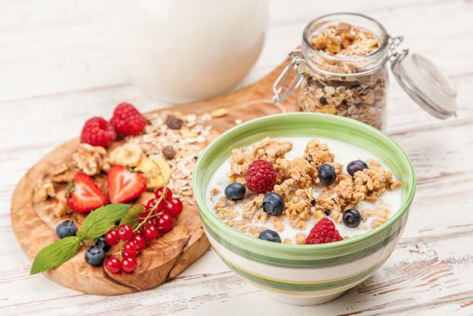 Полезный завтрак для похудения: рецепт и рекомендация диетолога.