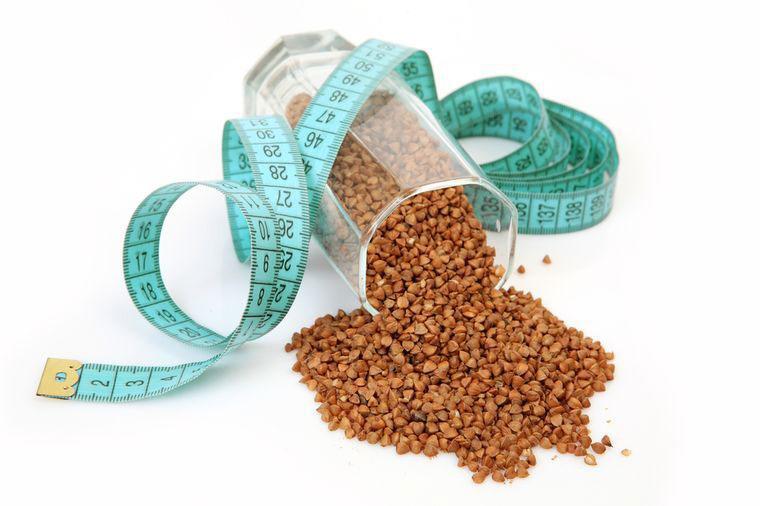 Гречневая крупа для диеты