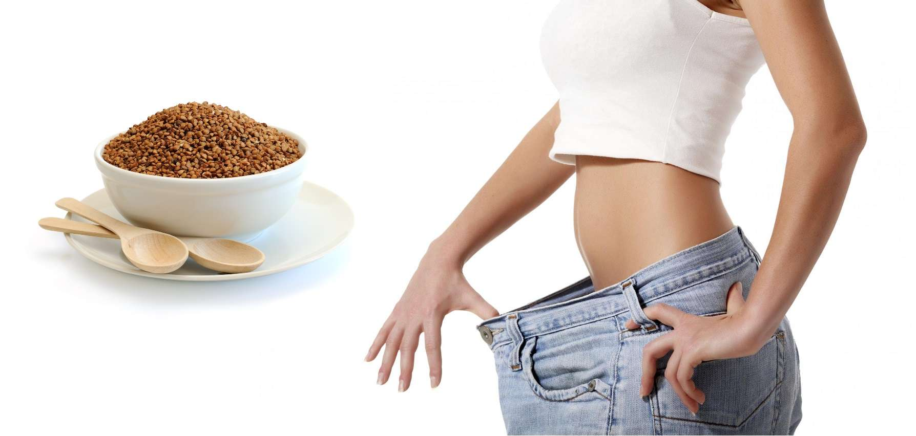 Похудении на гречневой диете за неделю