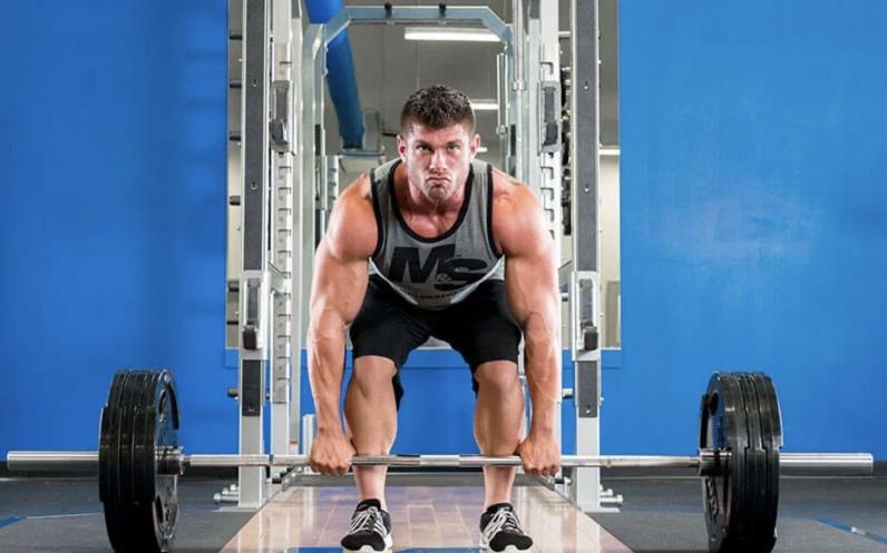 Тренировки с железом