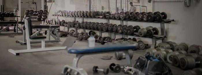 Занятия в зале для роста мускулатуры