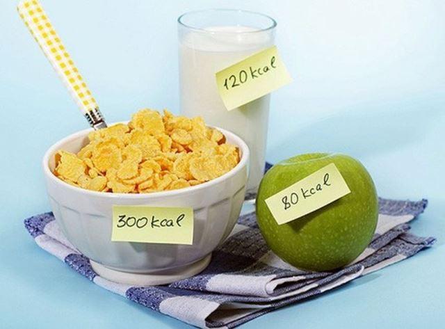 Не считайте калории