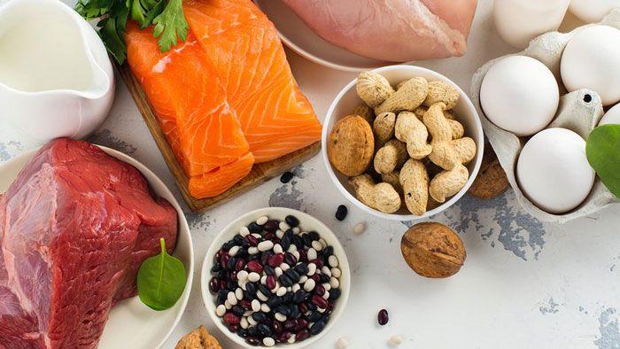 Продукты, которые нужно есть для роста мышц