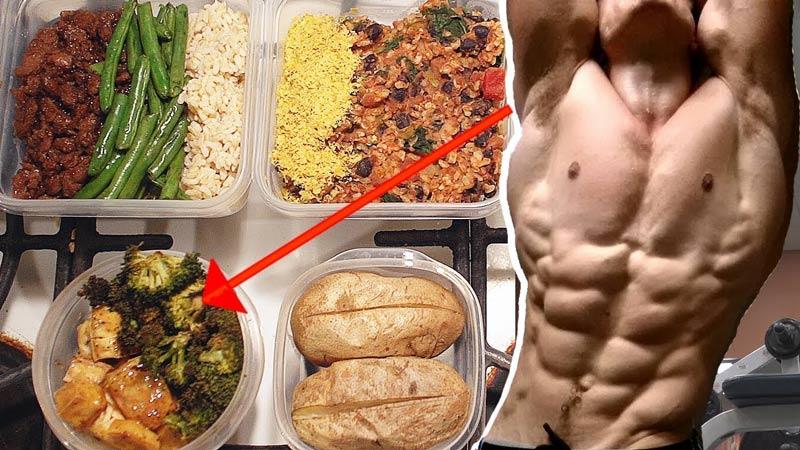 Какие продукты есть для роста массы