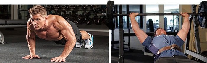 Силовые тренировки для увеличения мышц